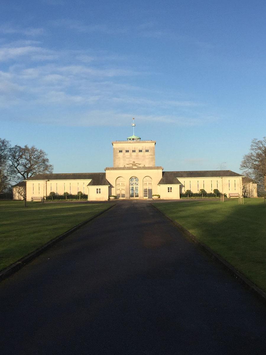 Runnymede Air Forces Memorial, Surrey