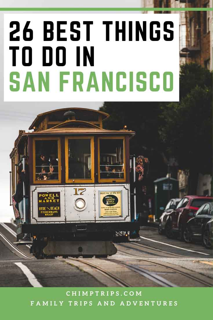 CHIMPTRIPS - 26 best things to do in San Francisco