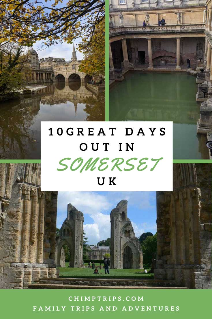 Pinterest 10 great days out in Somerset