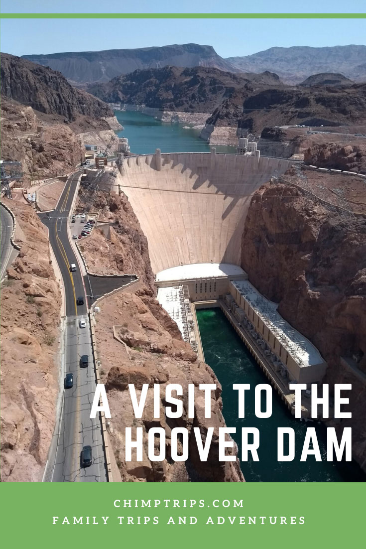 CHIMPTRIPS - A visit to the Hoover Dam