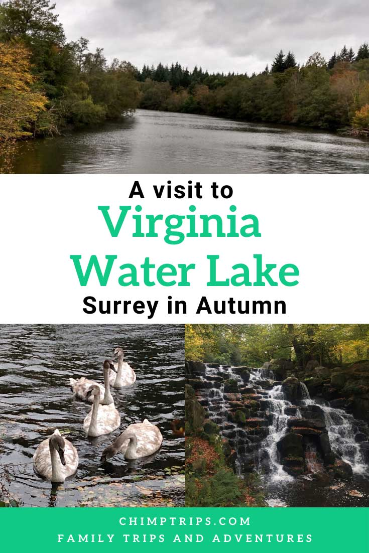 Pinterest - A visit to Virginia Water Lake, Surrey in Autumn