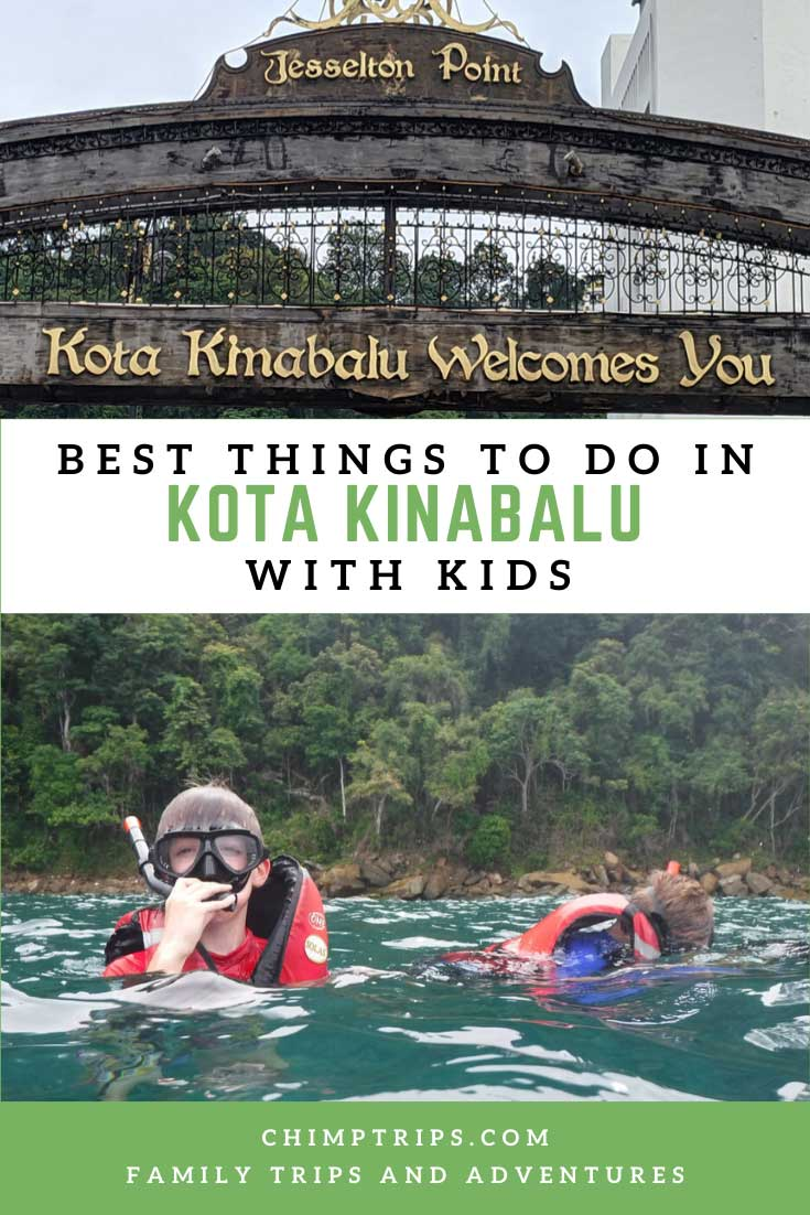Pinterest - Best things to do in Kota Kinabalu with kids