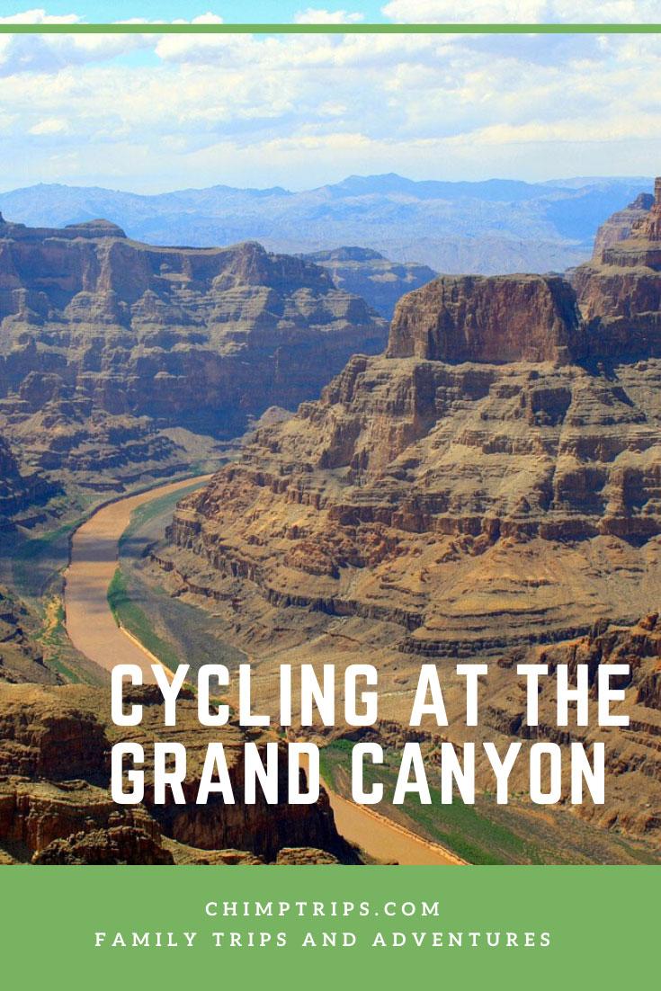 CHIMPTRIPS - Cycling at the Grand Canyon