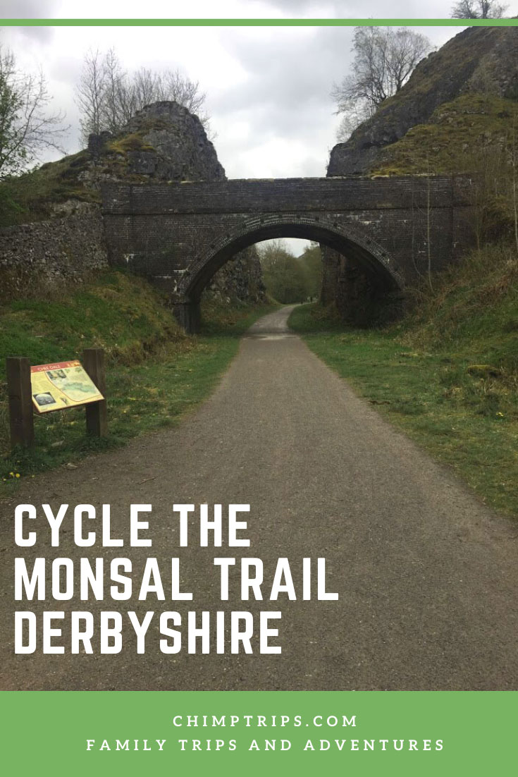 Pinterest - Cycle the Monsal Trail, Derbyshire