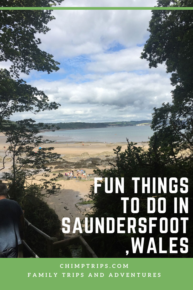Pinterest - Fun things to do in Saundersfoot, Wales