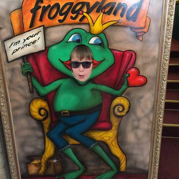 Froggyland Museum, Split, Croatia