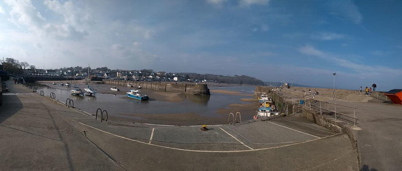 Harbour,, Saundersfoot, Wales