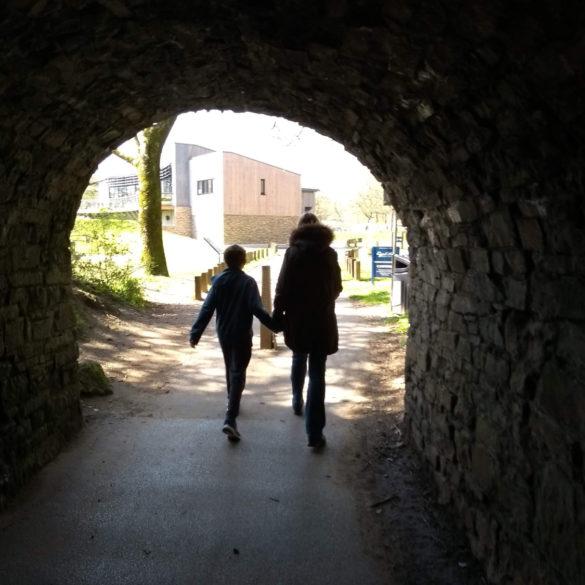 Tunnels, Saundersfoot, Wales