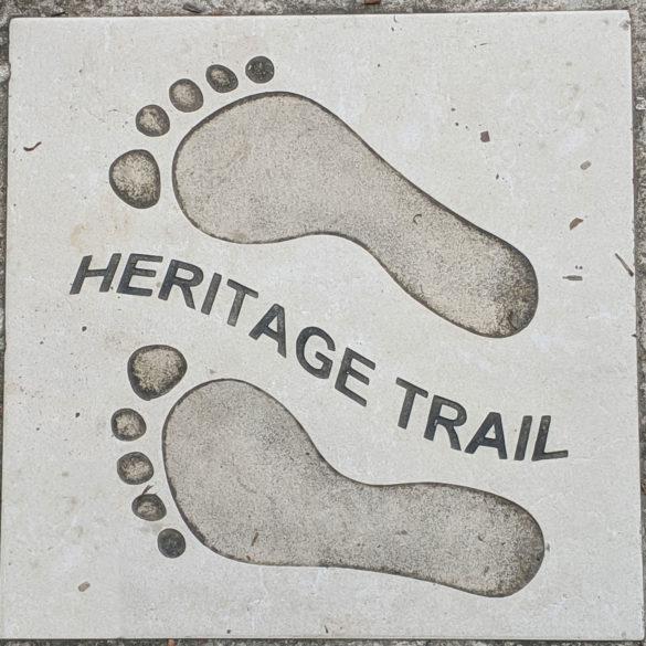 Sandakan Heritage Trail, Borneo