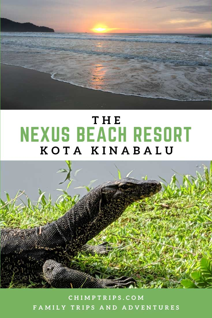 Pinterest The Nexus Beach Resort, Kota Kinabalu