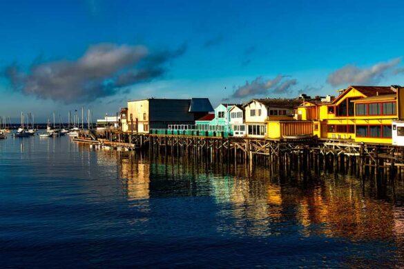 Fishermans Wharf, Monterey, California
