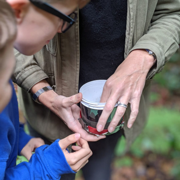 Geocache Discovery