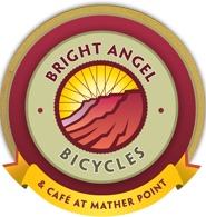 Bright Angel Bicycle Hire, Grand Canyon