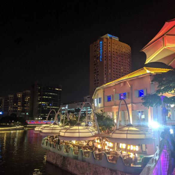 novotel clarke quay, singapore