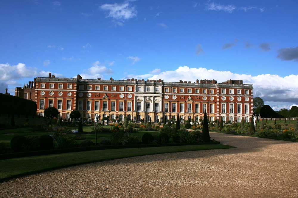 Hampton Court Palace, Surrey, UK