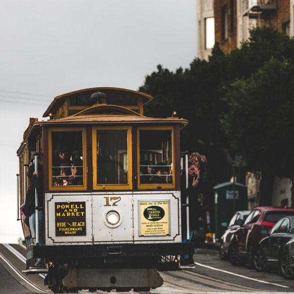 San Francisco Cable Car, California