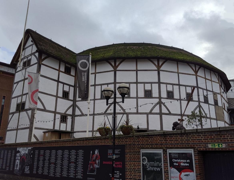 Shakespeares Globe Theatre, London, UK
