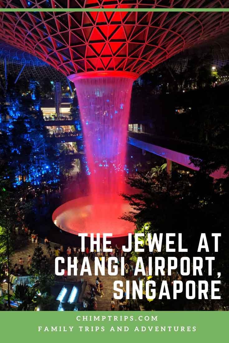 Pinterest - The Jewel at Changi Airport, Singapore