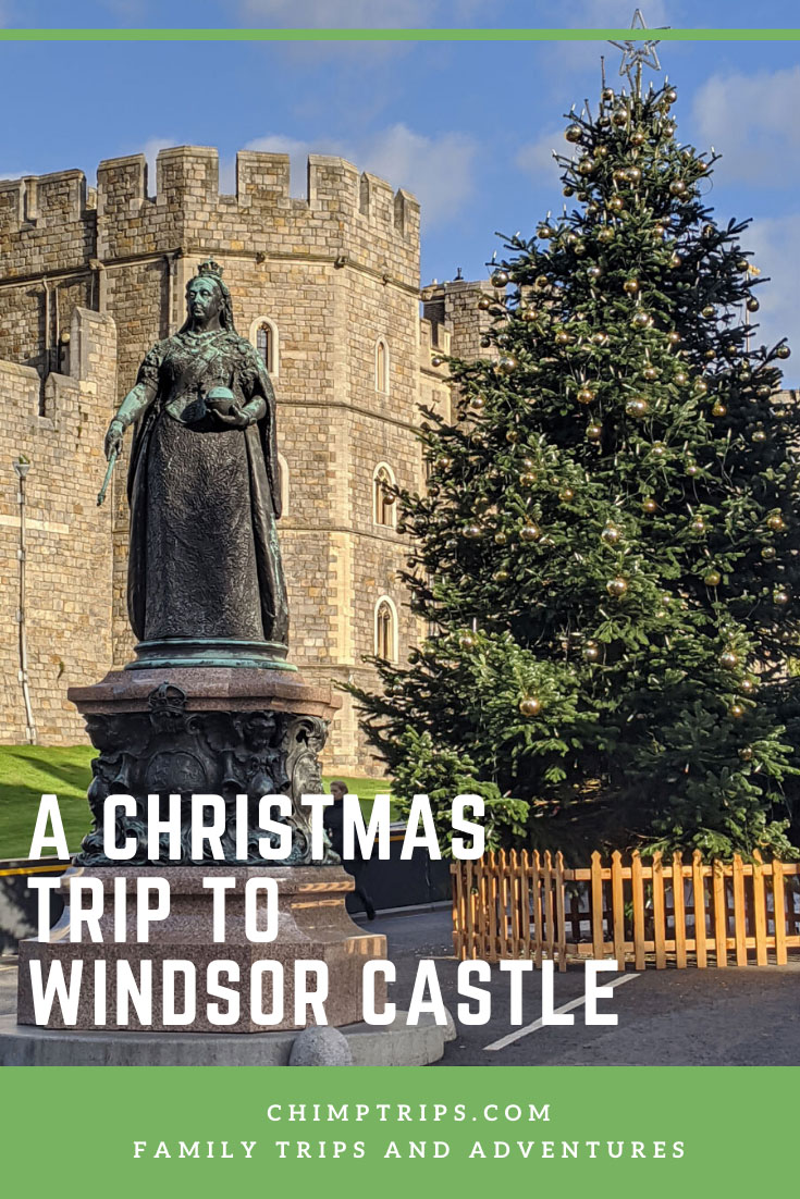 Pinterest - A Christmas trip to Windsor Castle