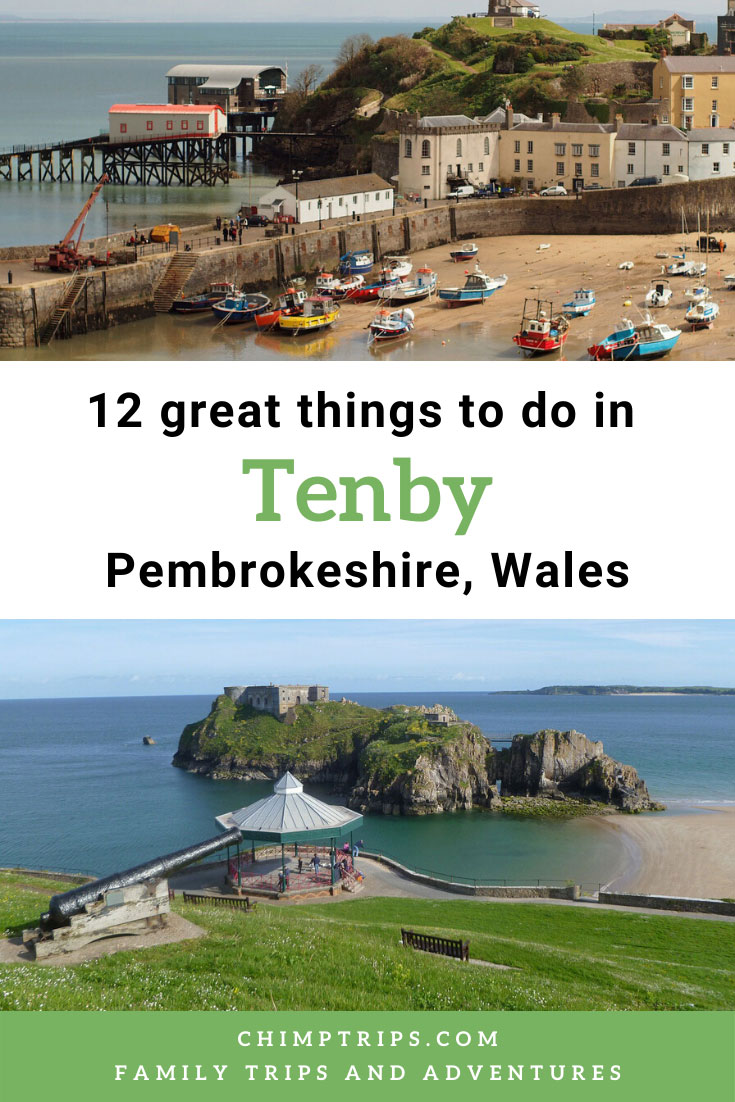Pinterest - 12 great things to do in Tenby, Pembrokeshire, Wales