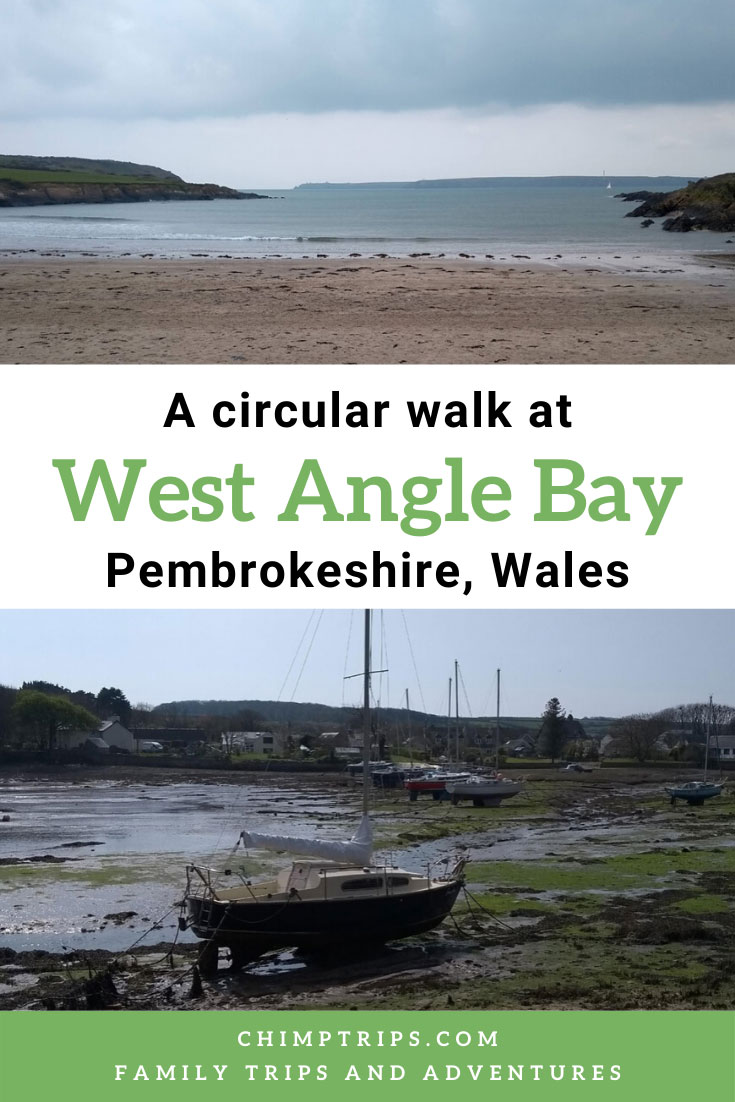Pinterest West Angle Bay, Wales