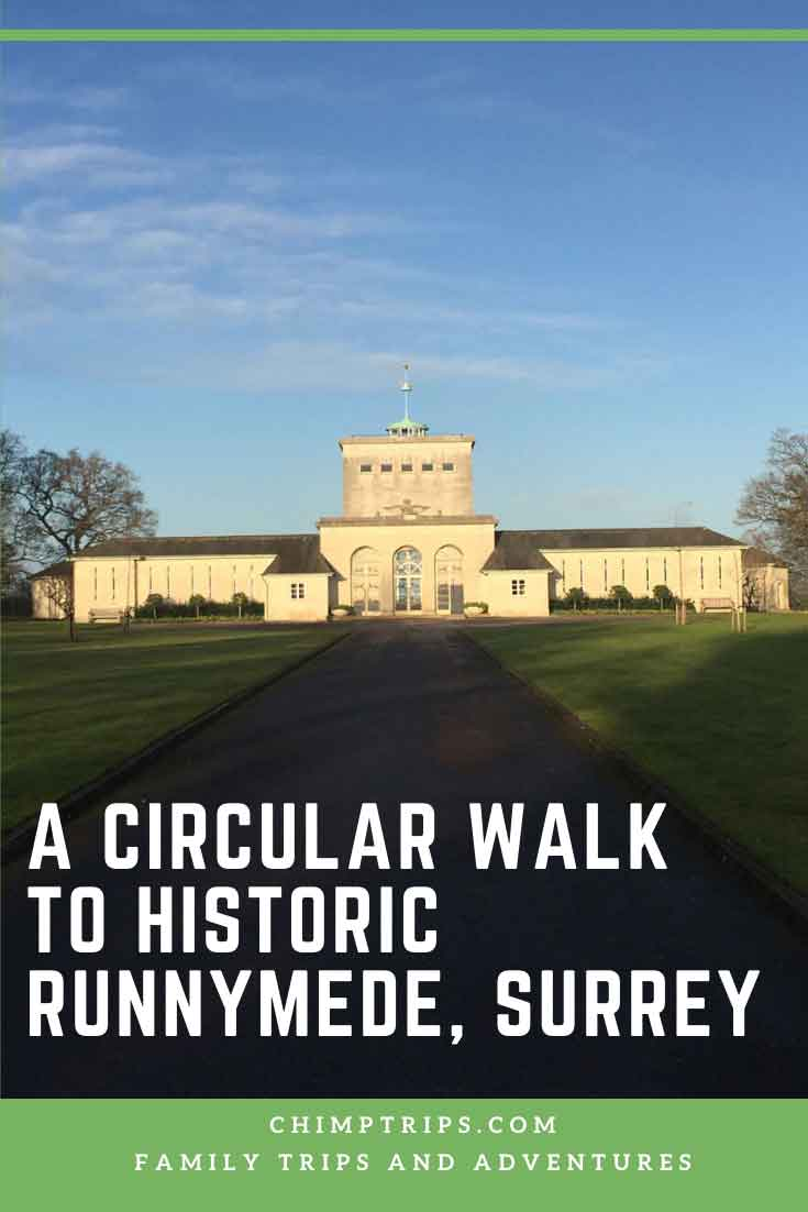 Pinterest A walk to historical Runnymede, Surrey