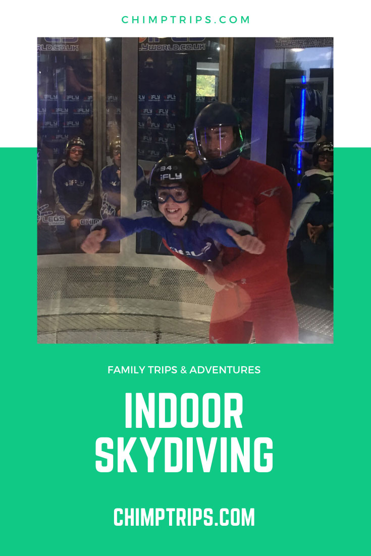 Pinterest - Indoor Skydiving with chimptrips.com