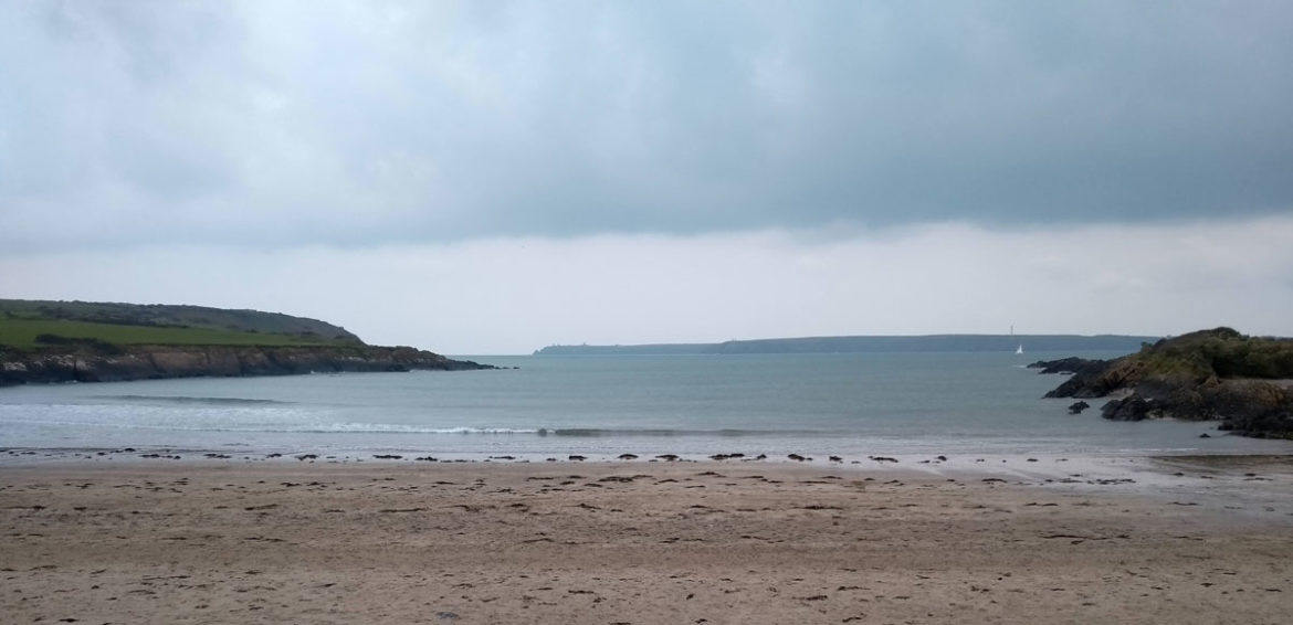 West Angle Bay, Pembrokeshire, Wales