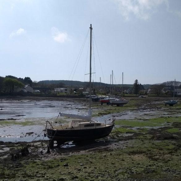East Angle Bay, Pembrokeshire, Wales
