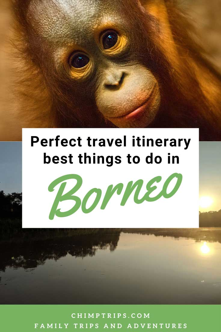Pinterest: 12 DAY BORNEO ITINERARY