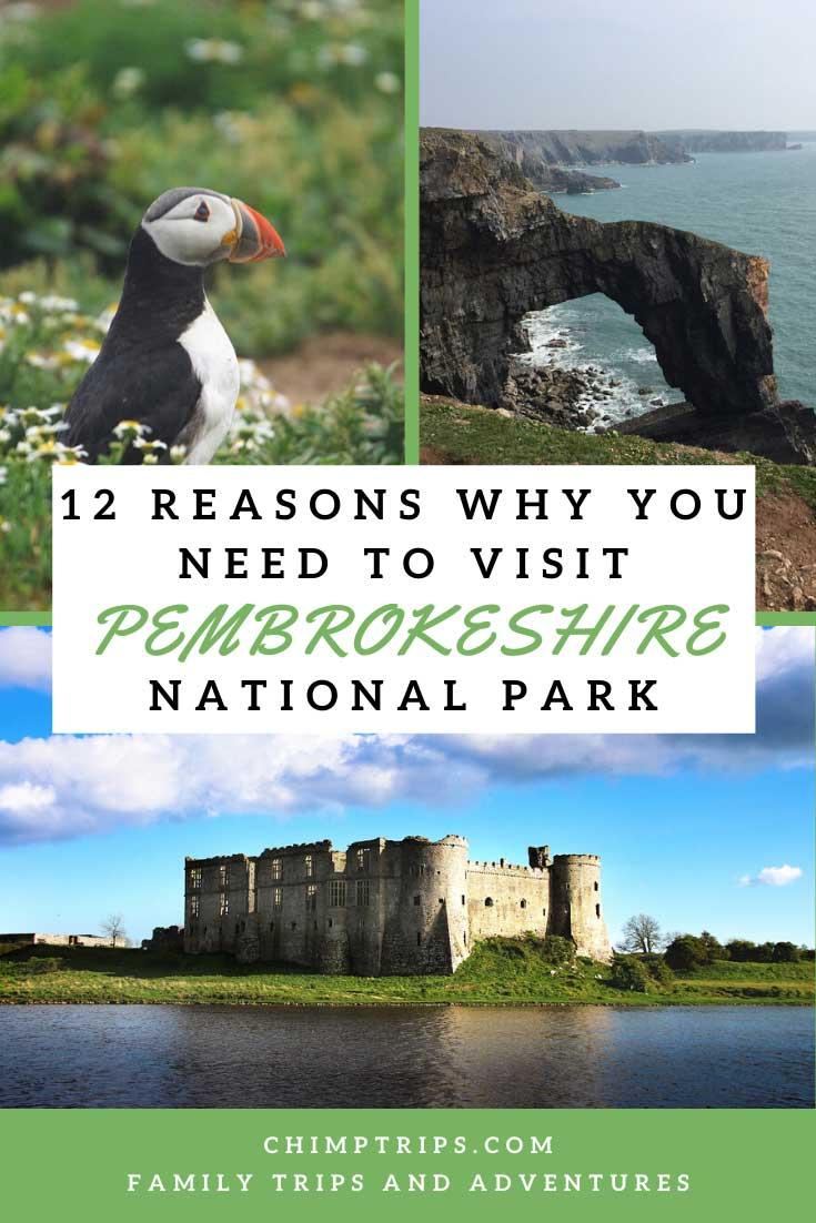 Pinterest - visit Pembrokeshire