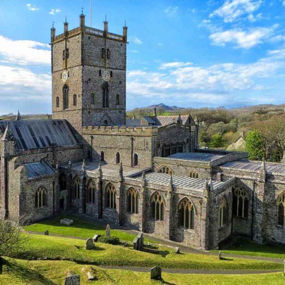St-Davids-Cathedral, Pembrokshire