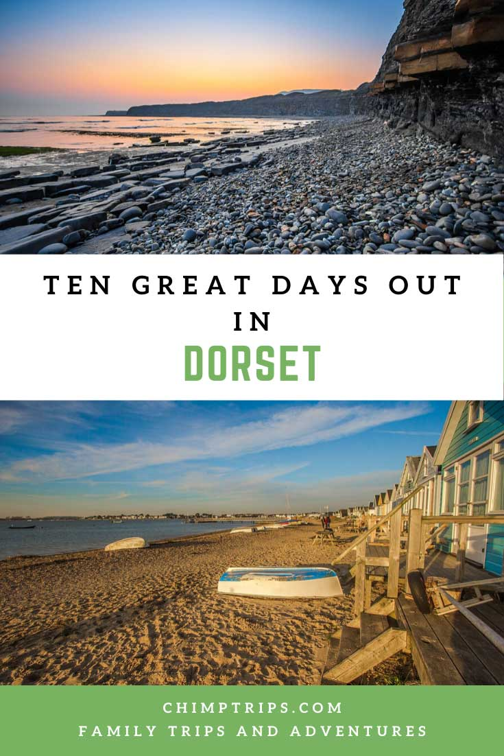 Pinterest: Ten great days out in Dorset
