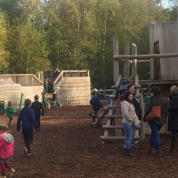 Adventure playground, Alice Holt