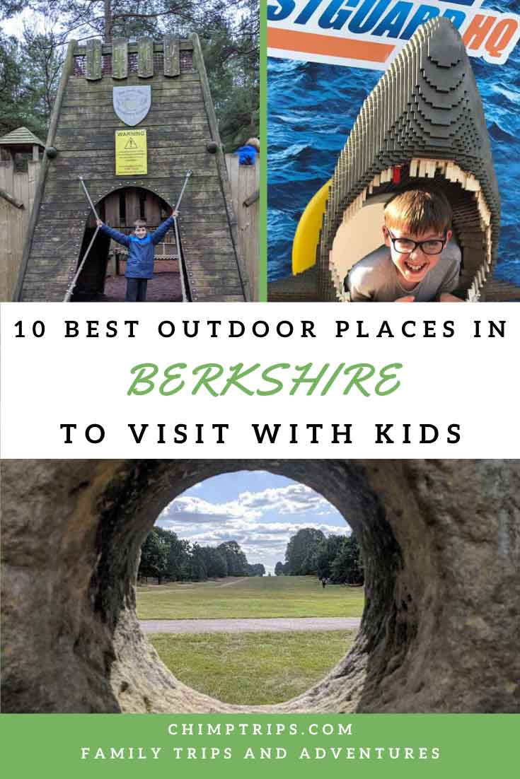 10 best places to visit in Berkshire with Kids