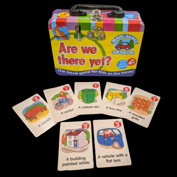 Travel Games - Are we there yet