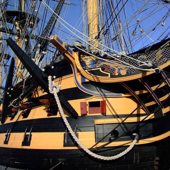 HMS Victory, Portsmouth, Hampshire