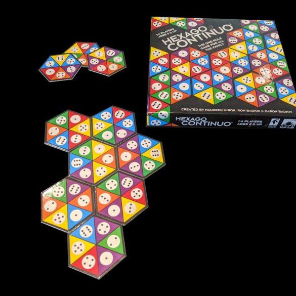 Travel Games - Hexago Continuo
