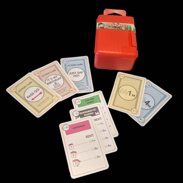 Travel Games - Monopoly Deal