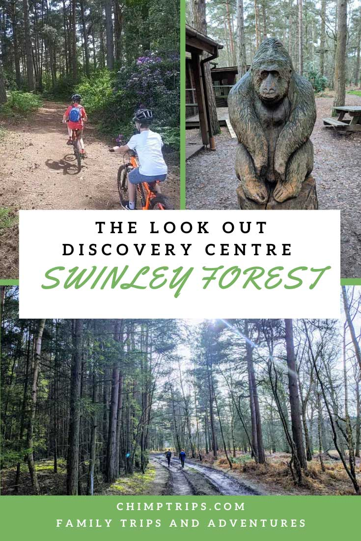 The look out discovery centre Swinley Forest