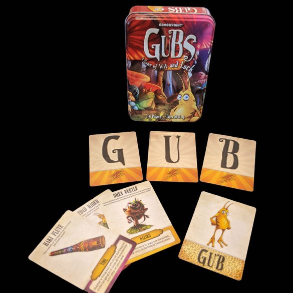 Travel Games - Gubs