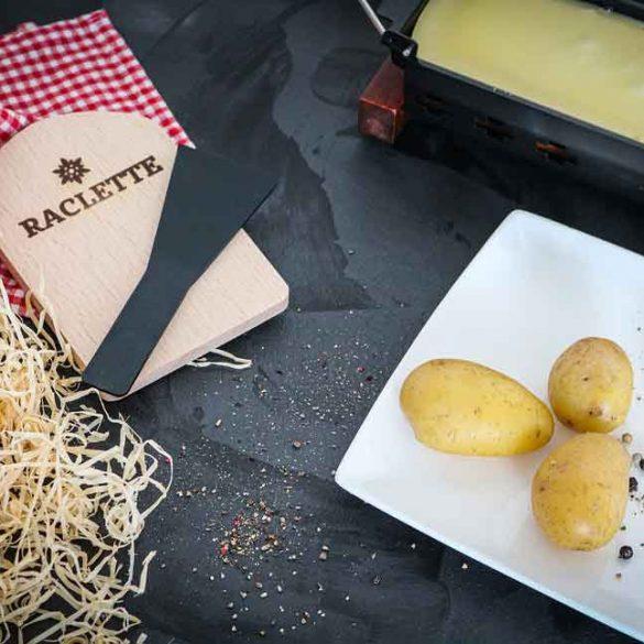 Raclette,Les Arcs 1800, France