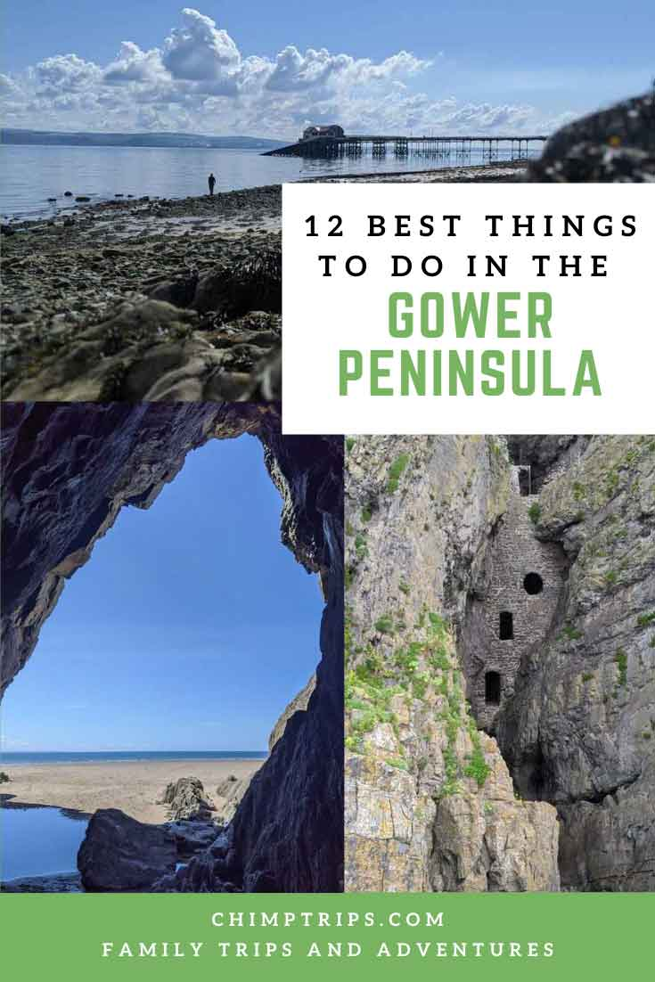 Pinterest: 12 Best things to do in the Gower Peninsula