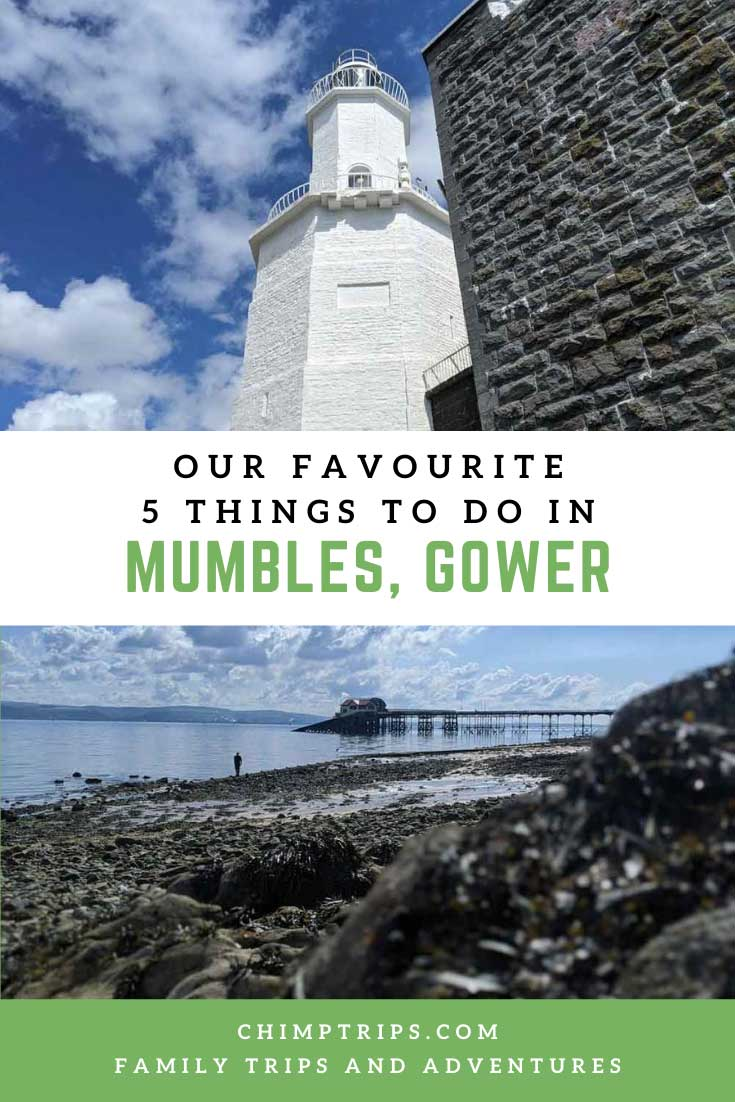 Pinterest: Our Favourite 5 things to do in Mumbles, Gower, Wales