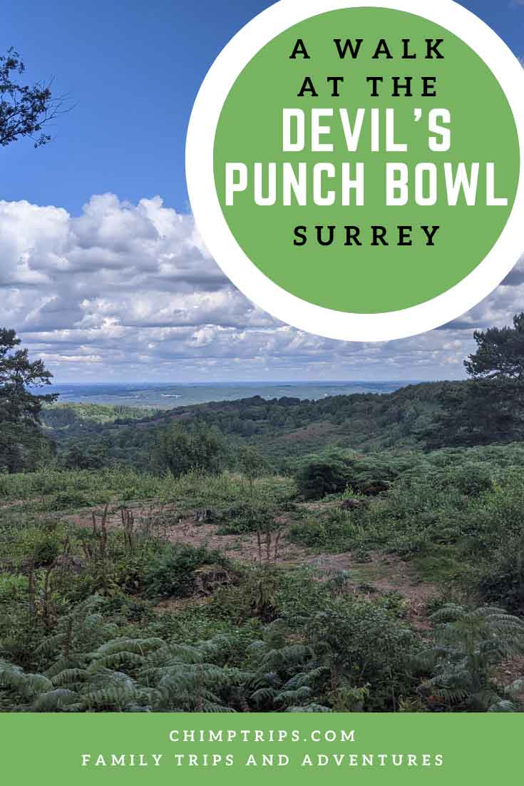 Pinterest - A Walk at the Devil's Punch Bowl