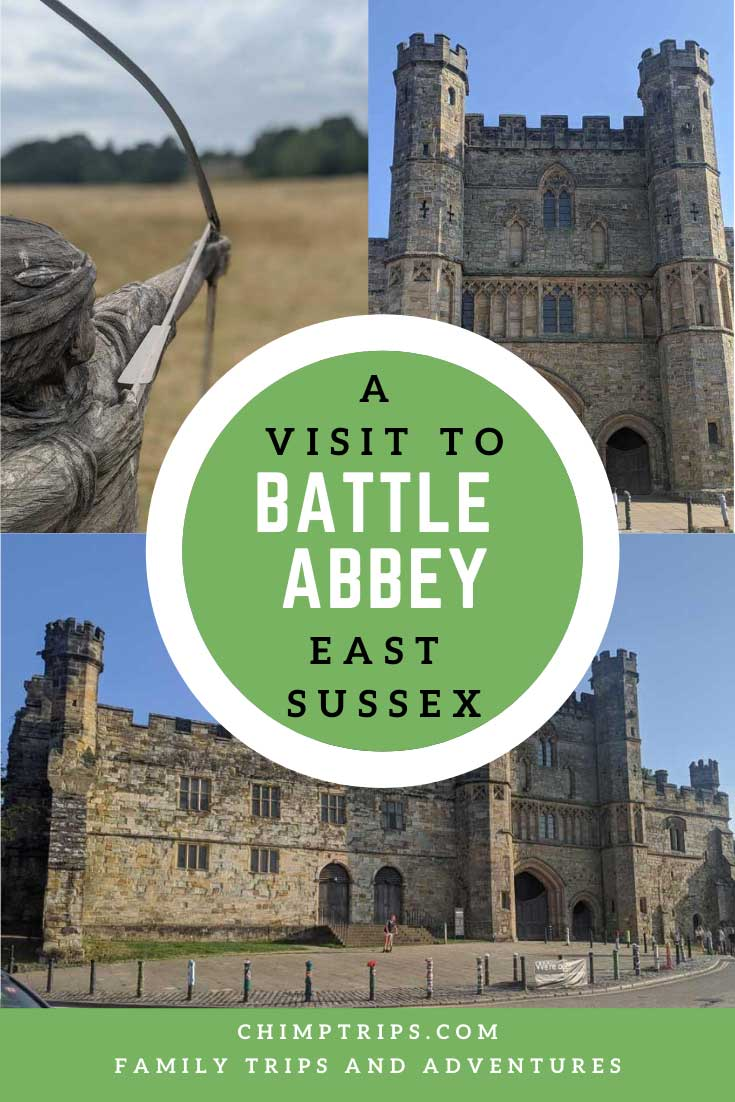 Pinterest: A visit to Battle Abbey East Sussex, England