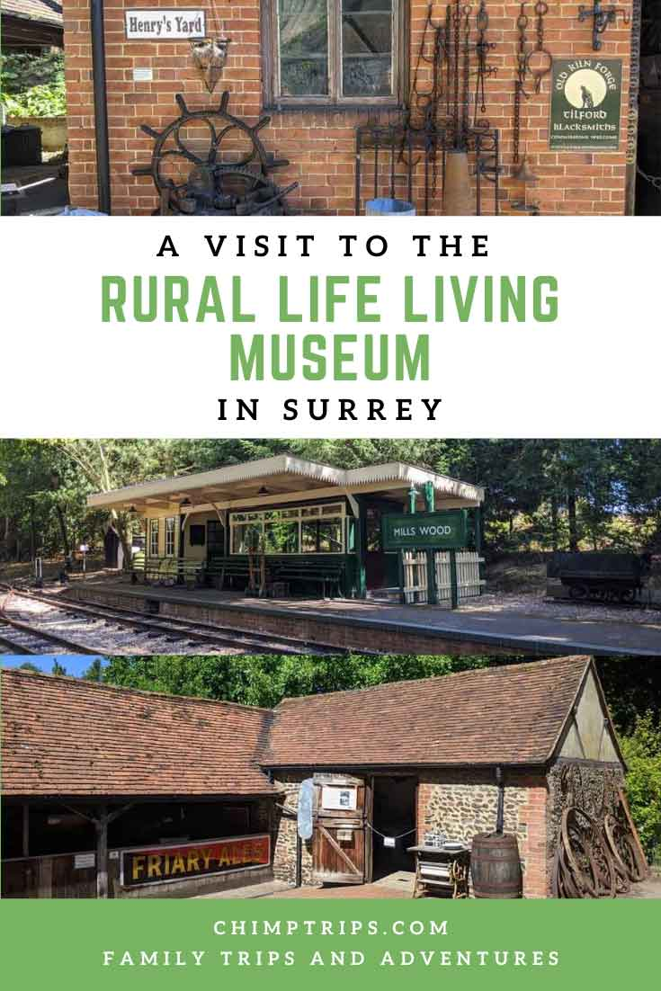 Pinterest: A visit to the Rural Life Living Museum in Surrey