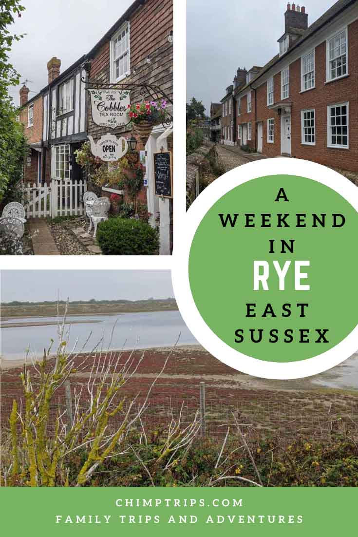 Pinterest: A weekend trip to Rye, East Sussex, England