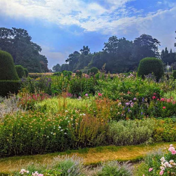 Blickling Estate Formal Gardens, Norfolk