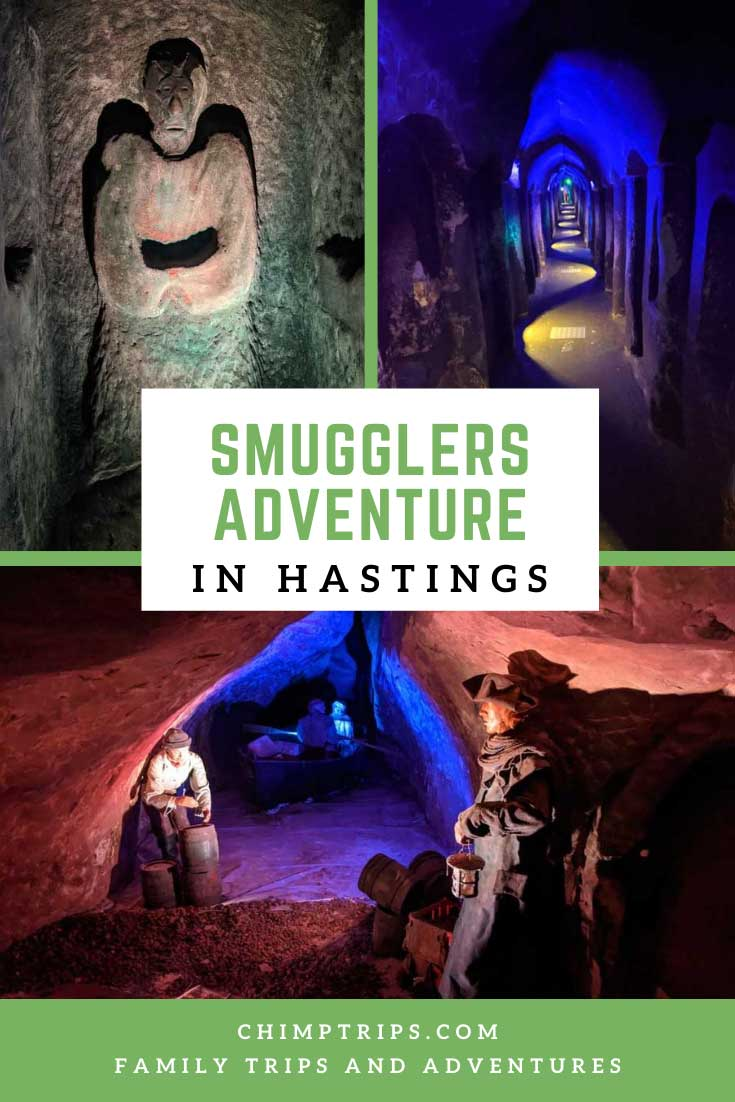 Pinterest - Smugglers Adventure, Hastings, Sussex